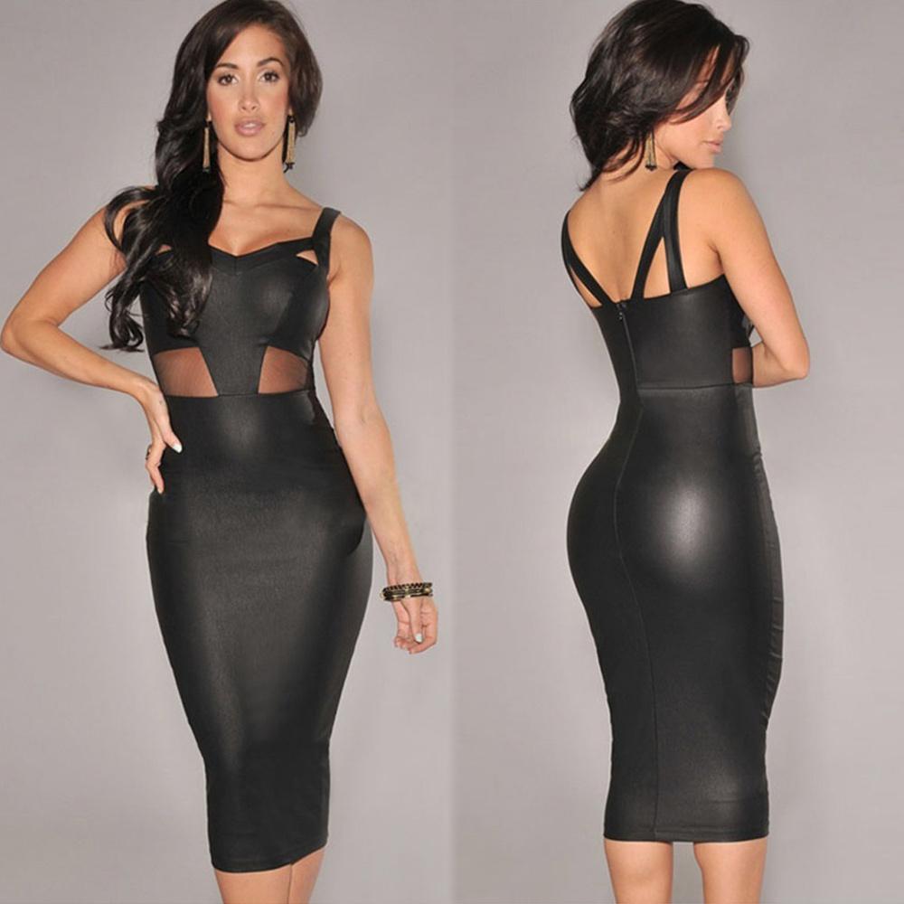 Plus Size White Leather Dresses  Dress images