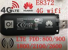 Unlocked Huawei E8372 150Mbps 4g wifi usb Modem e8372s-153 4G Wifi router 4G 3g Wifi Modem PK E8278 e8377 e8372-153 e5577 e5377(China (Mainland))