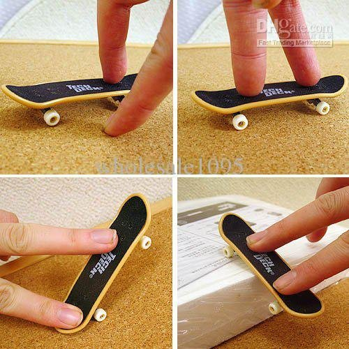 30 pcs New Arrival Finger Skate Board/FSB Exclusive Agency Extreme Sports Toys mix