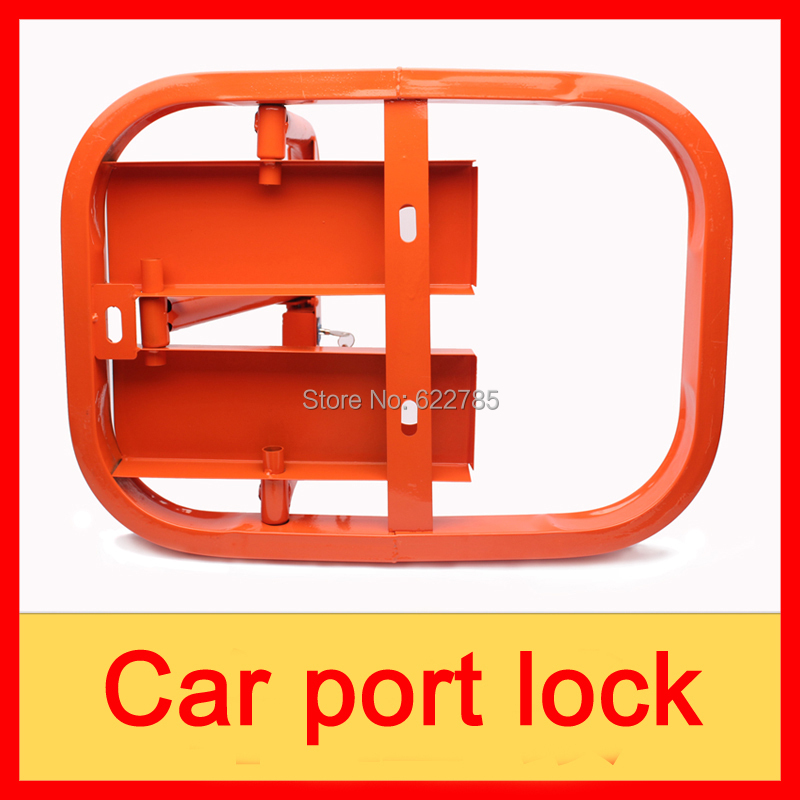 Free shipping Wheel Tire Copper Lock Clamp Parking Boot Anti Theft for Boat Traile Universal car wheel tire lock park<br><br>Aliexpress