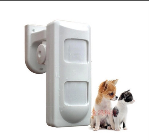 Wholesale !!!Anti-Pet wired outdoor infrared microwave detectors  water-proof IP67 PIR Sensor For GSM Alarm System<br><br>Aliexpress