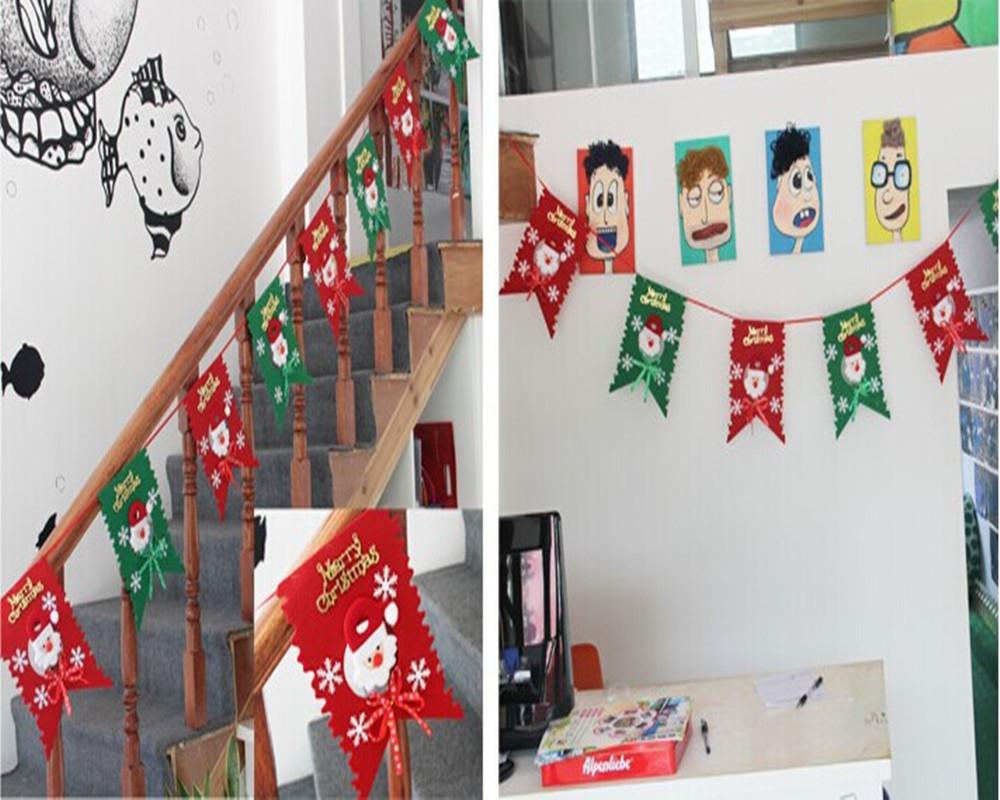 Decoration des escaliers - Decoration escalier noel ...