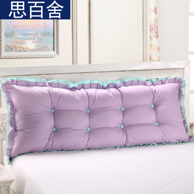 long pillow for double bed 2