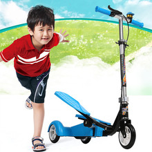 Buy Alloy Steel Baby Walker Baby Scooter Child Kids Outdoor Activities Children Riding Kids Double Pedal Bike Child Car Drift Car for $79.00 in AliExpress store