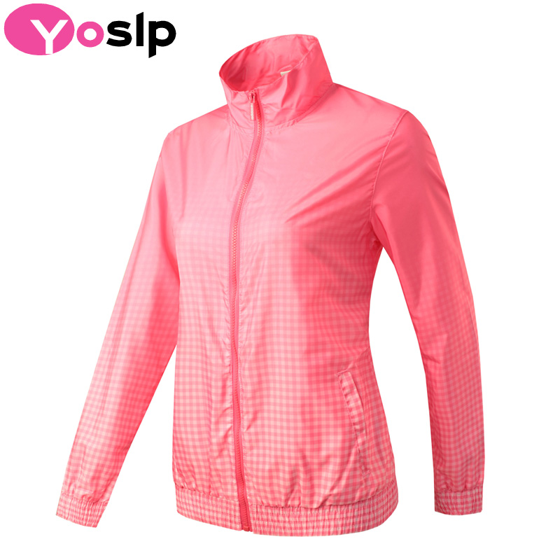 Free shipping large size S-XL Spring and autumn Women Jackets Windbreaker Breathable Climbing Outdoor Casual Jackets Sports Coat(China (Mainland))