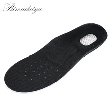 Free Size Unisex Orthotic Arch Support Shoe Pad Sport Running Gel Insoles Insert Cushion Non Slip Men Women Health Foot Care