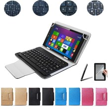 Free Stylus+Film+UNIVERSAL Wireless Bluetooth Keyboard Case For Chuwi HI8 Dual OS Keyboard Language Layout Customized
