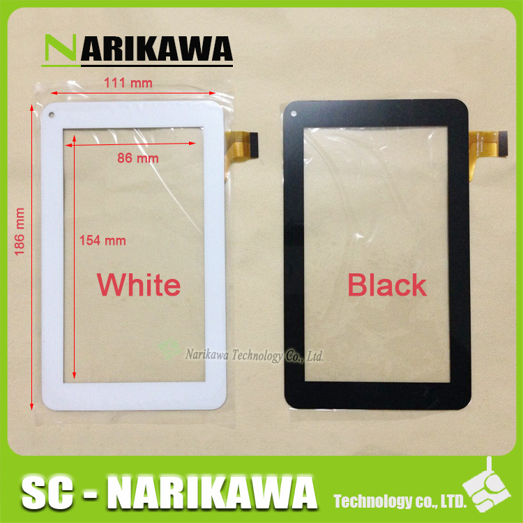 10pcs New Original 7 inch tablet pc touch screen 86V speaker BSR031FPC-V.0 czy6347801-fpc ZHW031 TN Free