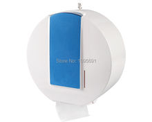 Free shipping High-grade high qualiity hanging toilet paper roll holder  tissue box Tissue Dispenser(China (Mainland))