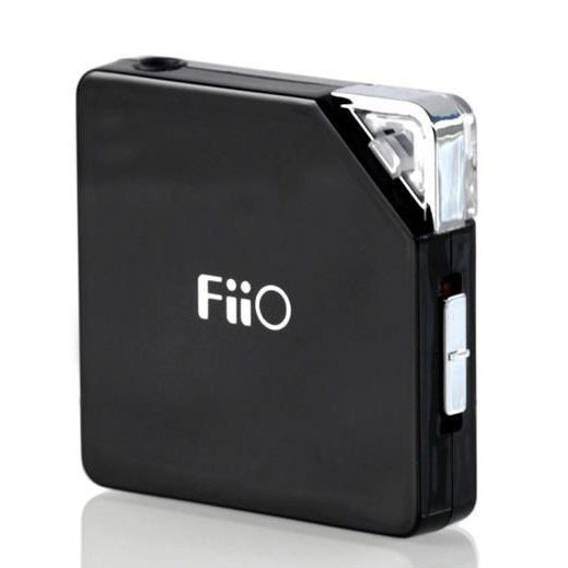 Original FiiO E6 Mini Portable Earphone Headphone Amplifier - Shenzhen Hiteam CO.,LTD store