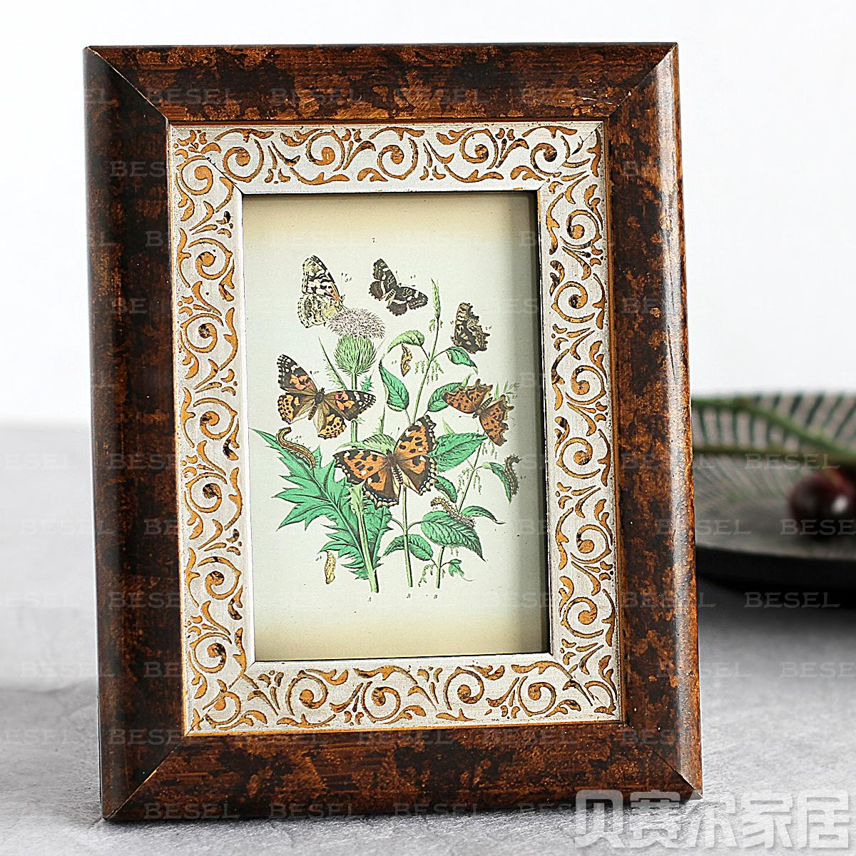 Vintage Premium Photo Frames, Best Quality Picture, art frame, painting gallary (PM012) - China TreasureHunt Home Decoration Co. Ltd. store