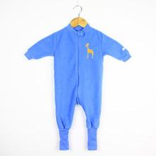 Free Shipping Spring Autumn Sungabye  Animal Style Baby fleece jumpsuit  Romper  Original Baby Boys  Girls Long Sleeve Jumpsuit(China (Mainland))