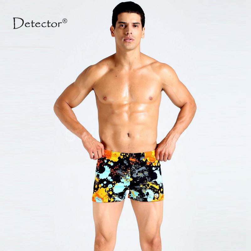 Free shipping Swimwear Men's Swimwear sharkskin,water repellent,men's swimming swim trunks Sport shorts classic men swimwear