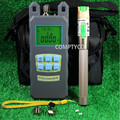 20mW Visual Fault Locator Fiber Optic Cable Tester and AUA 70A Optical Fiber Power Meter set