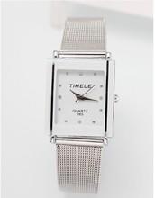 Cuarzo del envío gratis reloj moda de corea del sur de clásico la moda para mujer reloj relojes damas joya relojes de marca de lujo