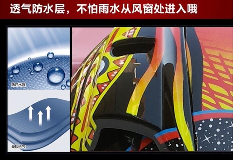 (1pc) New Arrival Marushin Valentino Rossi Brand Motorcycle Helmet Moto Full Face Helmets Kart Racing Motociclistas Capacete