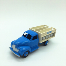 Dinky Toy 1: 43 Diecasts Metal Car Models  25 O CAMION LAITIER FORD NESTLE(China (Mainland))
