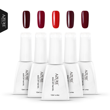 Azure Beauty Farah Red series Red gel nail polish 12ml uv gel varnish marry gift soak off led gel polish lacquer for Halloween