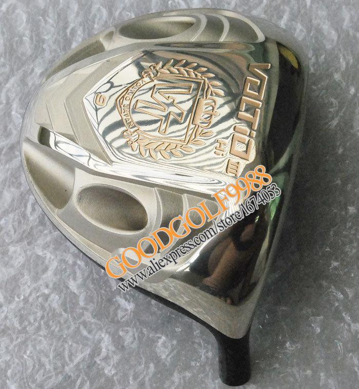 New Original Golf Clubs Heads KATANA VOLTIO HI III Golf Driver Head 9/10 Loft driver clubs head Free shipping(China (Mainland))