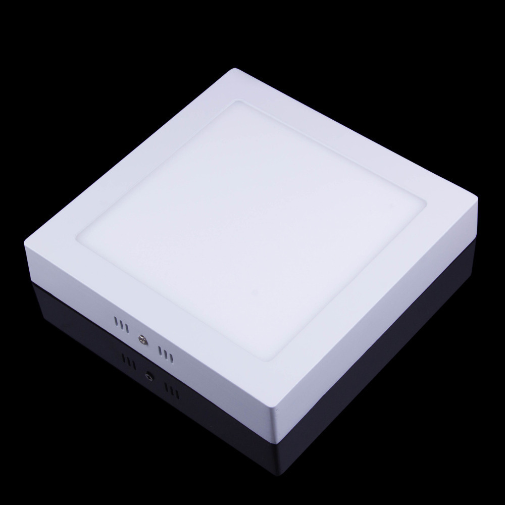 Ceiling Mounted Lights Led : W surface mounted led downlight square light smd