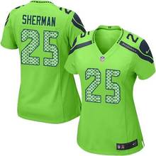 seattle seahawks s Marshawn Lynch Russell Wilson Richard Sherman Tyler Lockett Kam Chancellor Bobby Wagner For women camouflage(China (Mainland))