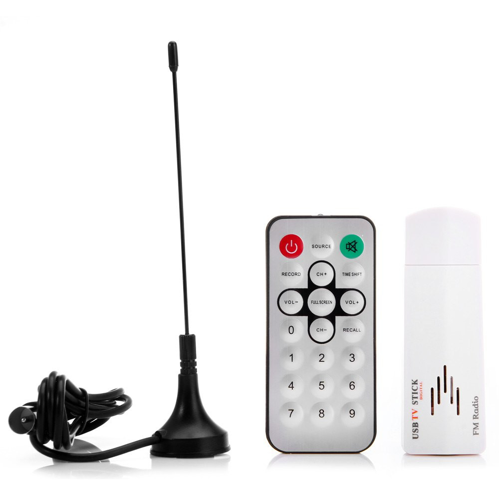 USB2.0 Analog Signal TV Stick Portable Digital TV Receiver Mobile Television Receiving Box With FM Radio Function For Laptop PC(China (Mainland))