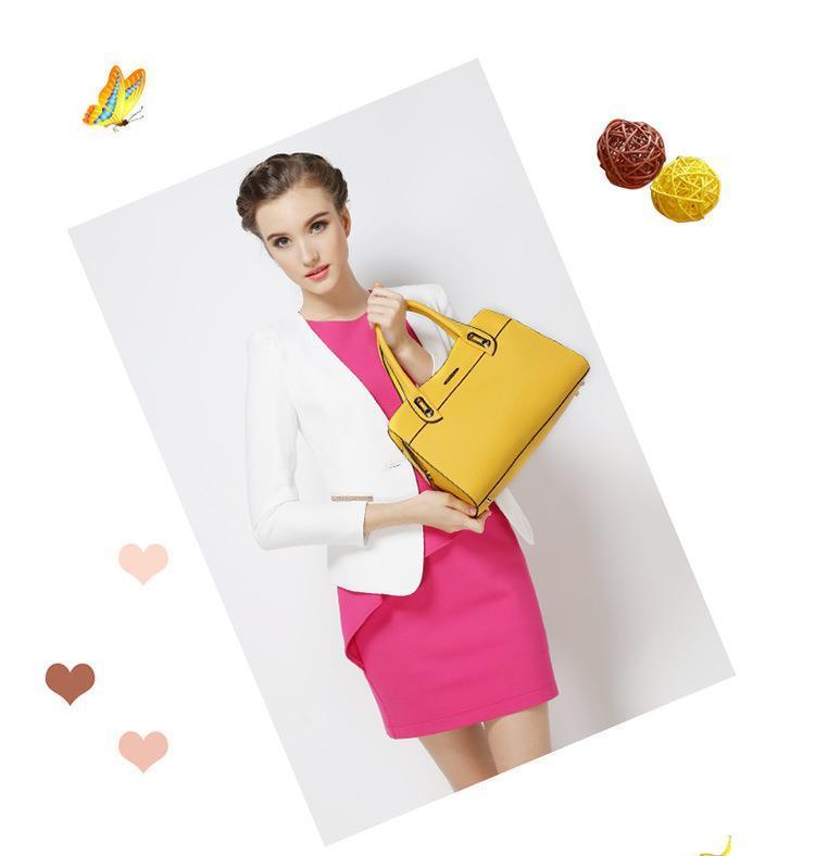2015 Desigual Women Genuine Leather Handbags Bolsas Femininas Fashion