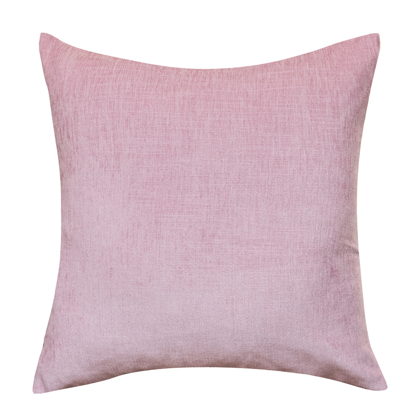 Home Decor Cushion Cover Pink Chair Cushion Sofa Pillow
