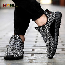 HANDL-Hot Sale Men Fashion Shoes,Breathable Light Soft Casual Shoes For Male Flats Kanye West,Huarache Stan Smith Zapatos Hombre(China (Mainland))