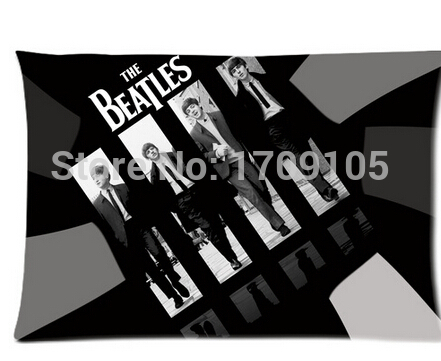 brauch ihre fotos komfortable kissenbezug die beatles die. Black Bedroom Furniture Sets. Home Design Ideas