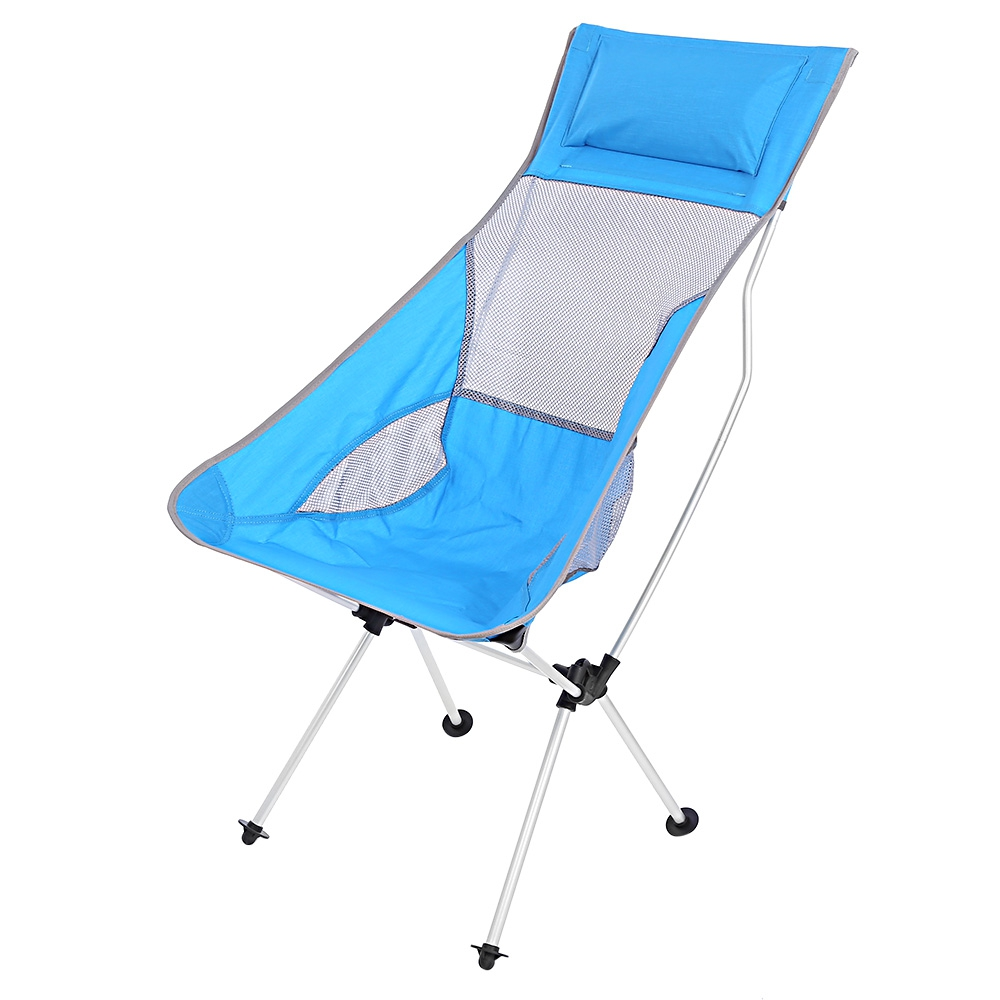 Ultralight Folding Chair Rocking Aluminum Alloy Moon Chair with bag Lightweight for Outdoor Camping Picnic Fishing 4 Colors(China (Mainland))