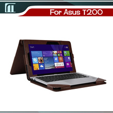 New 2 in1 Detachable Case Folio PU Keyboard Leather Case Cover For Asus Transformer Book T200 T200T T200TA 11.6 inch Tablet PC