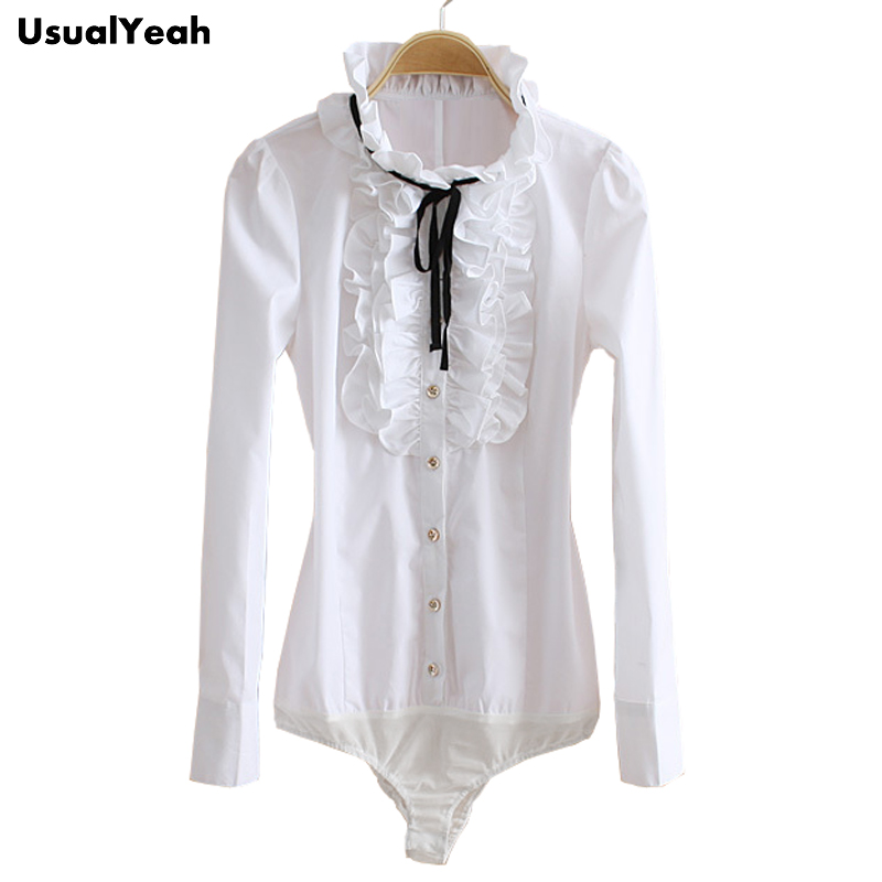 Buy 2016 new style ladies stand collar for Stand collar shirt womens