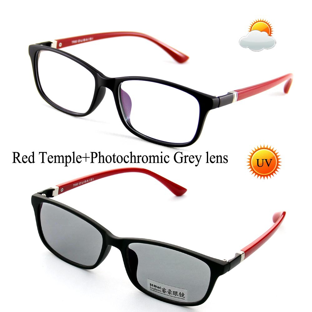 Glasses Frames That Change Color : Photochromic Sunglasses Transition Sun Glasses Change ...