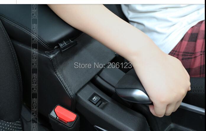 Купить Специального Назначения Автомобиля центральный подлокотник коробка Для хранения Для PEUGEOT 2008 2014 2015 2016