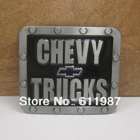 Chevy Truck Belt Buckles images