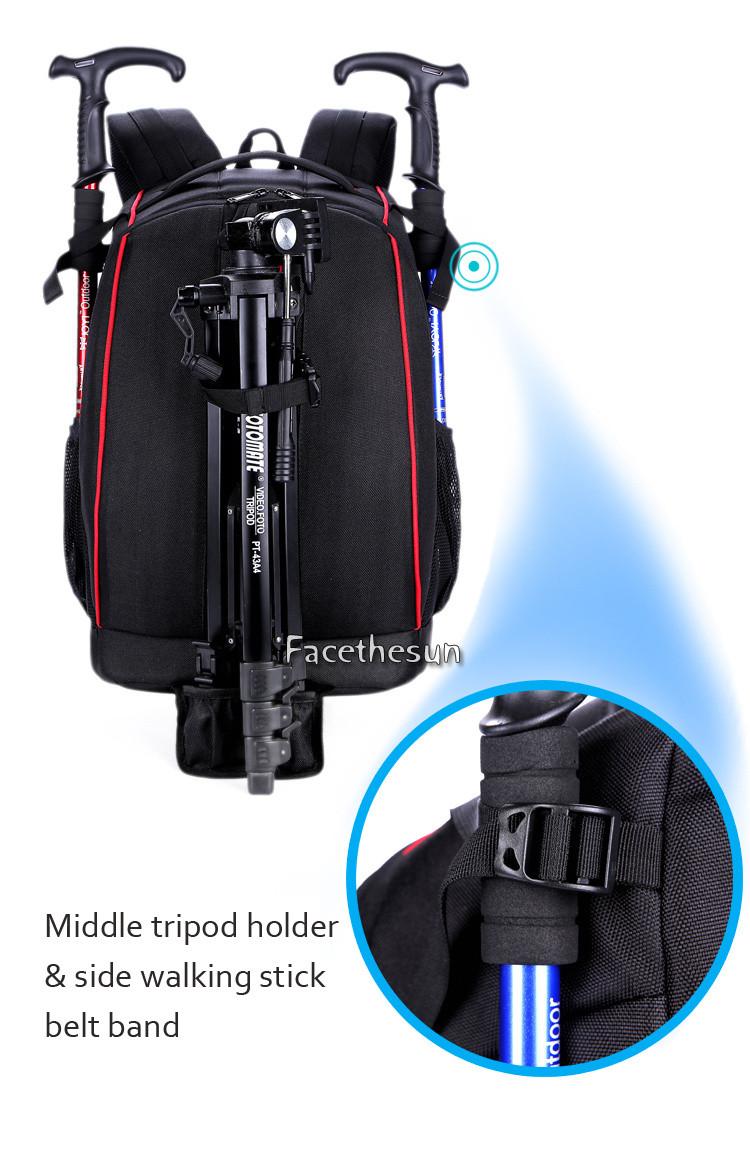 Professional Camera Backpack Bag NG--9