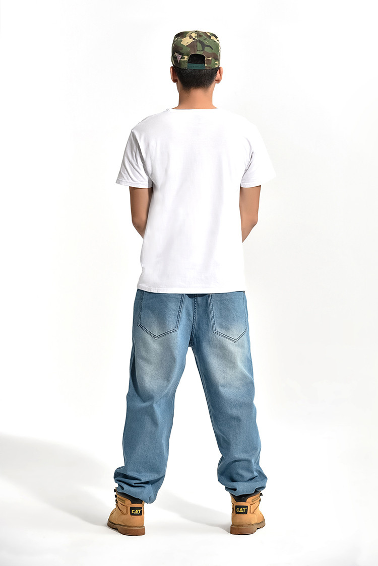 Relaxed Fit Mens Jeans