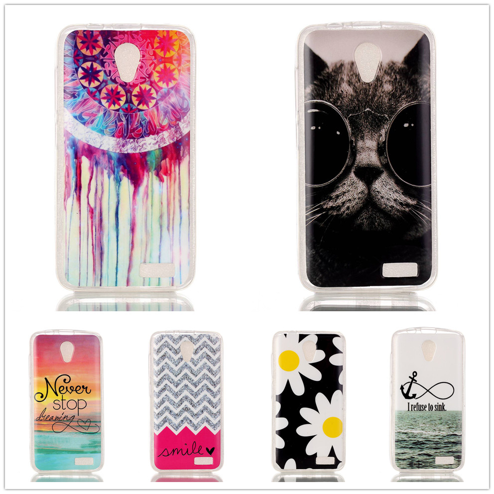 Luxury Soft TPU Cute Painted Cell Phone Cover Case For Lenovo A319 Case Silicone Back Cover For Lenovo A319 Case Cartoon & Gift(China (Mainland))