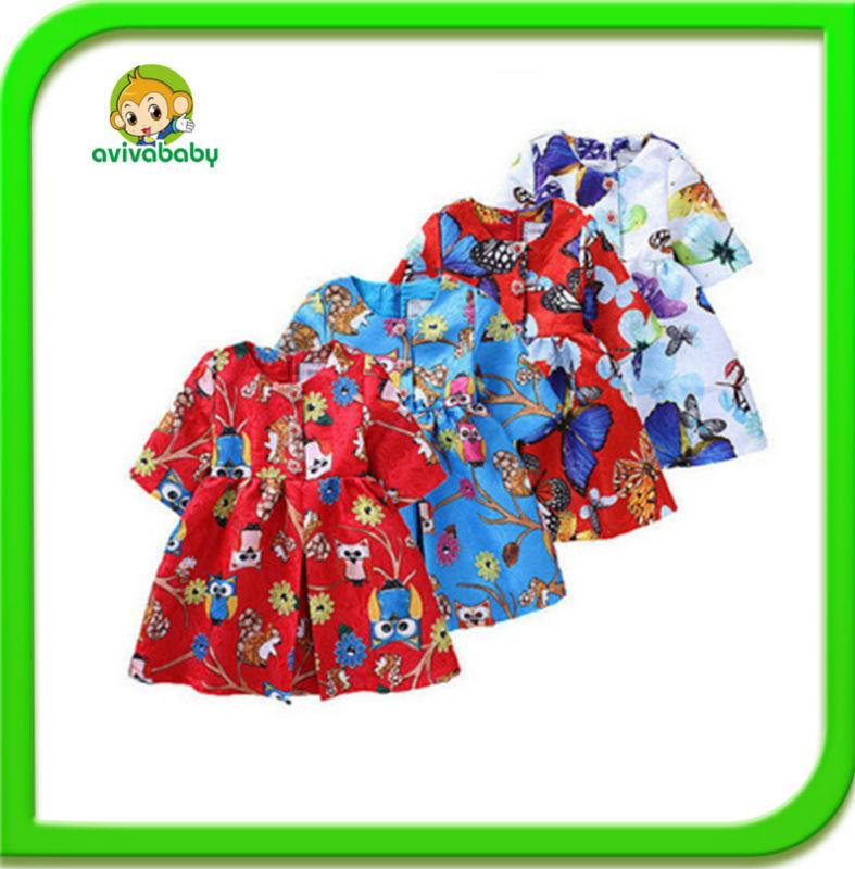 Платье для девочек Avivbaby Roupas Infantil Vestir Vestidos Bebe a002 платье для девочек 2015 vestidos roupas infantil meninas dress002