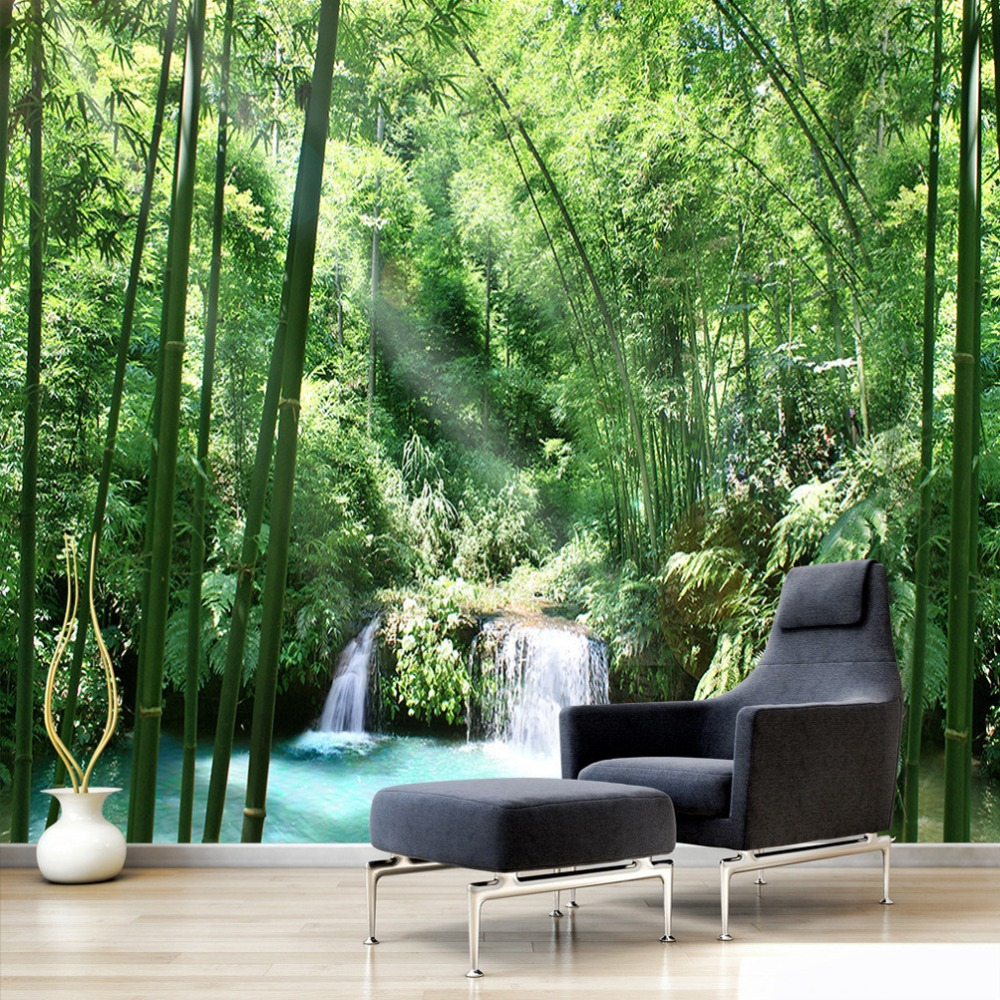 Popular 3d wall painting designs buy cheap 3d wall for 3d garden decoration