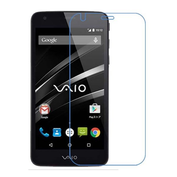 1pcs Front Transparent LCD Ultra Clear Glossy Screen Guard Protectors Film on for Sony Vaio Phone va-10j(China (Mainland))