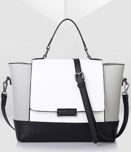 designer handbags high quality black and white bag fashion ladies shoulder trapeze bags handbags womens tote bag famous brands<br><br>Aliexpress