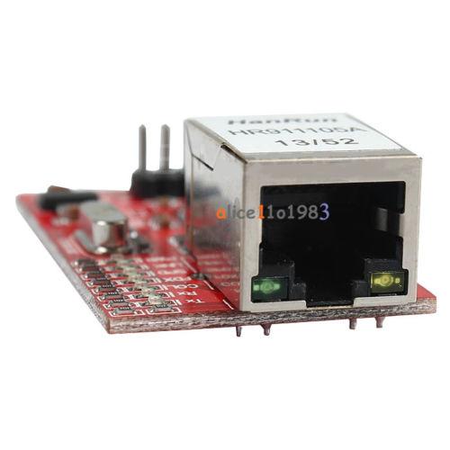TOP Mini W5100 LAN Ethernet Shield Network Module board Be(China (Mainland))