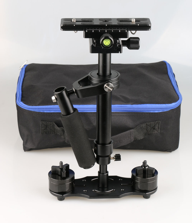 S40+ 0.4M 40CM Handheld Steadycam Stabilizer For Steadicam Canon Nikon GoPro AEE DSLR Video Camera<br><br>Aliexpress