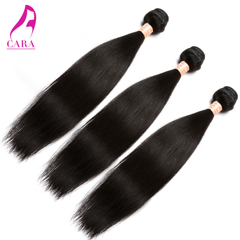 Filipino Virgin Hair Straight 6A Top Quality Human Hair Weave Bundles 3Pcs/Lot Filipino Straight Hair  Rosa Queen Hair Products