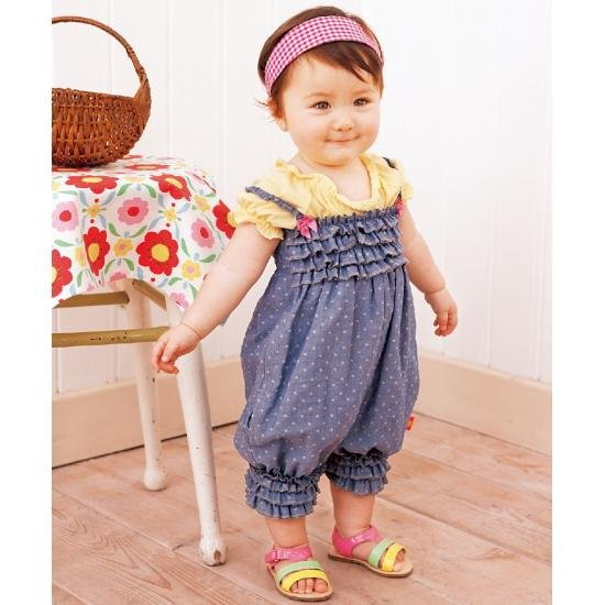 Summer style Baby Romper,Siamese trousers.Denim harnesses,Girls baby dress,sample order one piece(China (Mainland))
