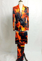 S 5XL Bigbang DG Alexander hell the god of fire Men s fashion stage singer costumes