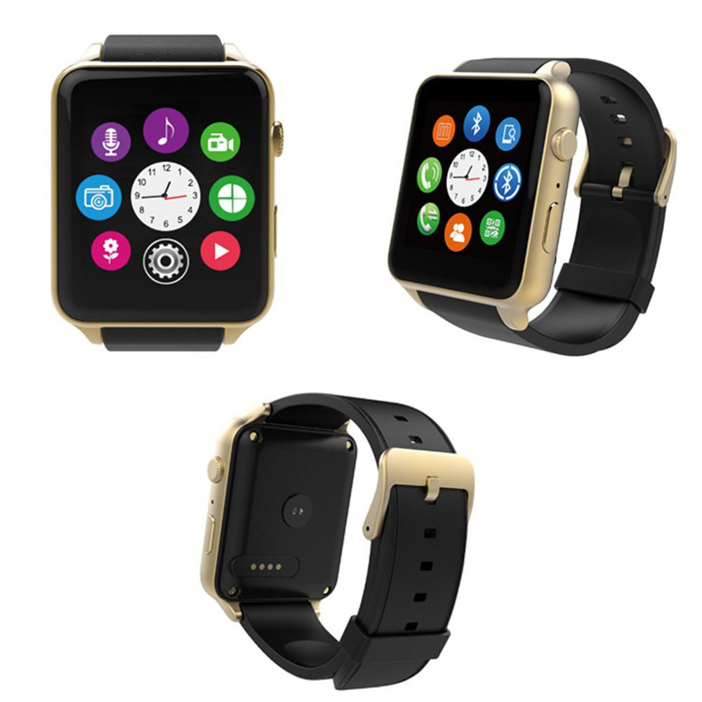GT88 Waterproof bluetooth smart watch with SIM Card Wearable Device Heart rate SmartWatch for IOS Android smartphone Mtk2502c