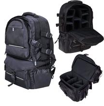 Новый Многофункциональный Универсальный DSLR SLR Рюкзак Pro Сумка Для Фотокамеры Сумка Для Nikon Canon Sony Panasonic Leica fuji Fujifilm